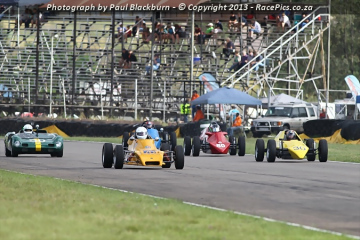 Historic Single Seaters of 50's & 60's - 2014-02-01