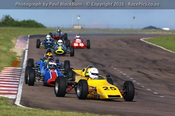 Historic Single Seaters of 50's & 60's - 2016-01-30