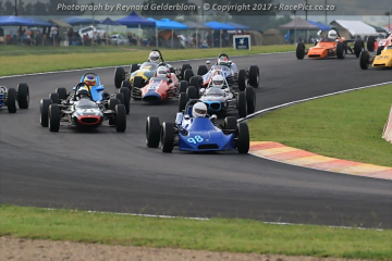Historic Single Seaters of 50's & 60's - 2017-01-28