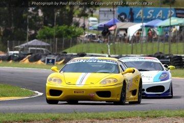 Liqui Moly GT Ferrari Challenge - 2017-01-28