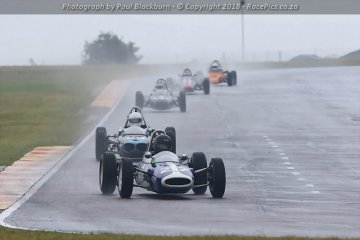 Historic Single Seaters of 50's & 60's - 2018-01-27