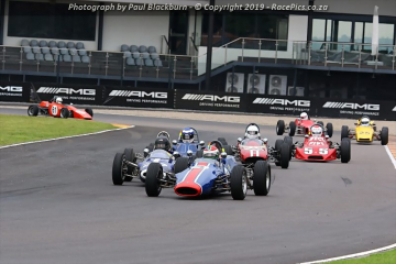 Historic Single Seaters of 1950 to 1974 - 2019-02-02
