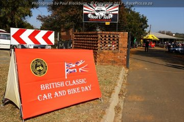 POMC British Classic Car and Bike Day - 2017-06-11