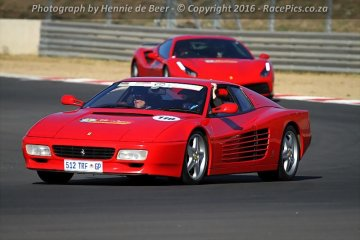 Track Sessions - 09h00 to 10h00 - 2016-07-23