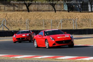 Track Sessions - 14h00 to 15h00 - 2016-07-23