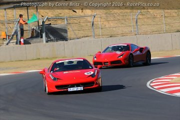 Track Sessions - 15h00 to 16h00 - 2016-07-23