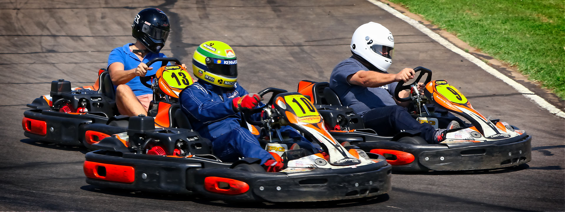 BMW Car Club Gauteng Go-Karting Social - 2019-03-03 - Photographs