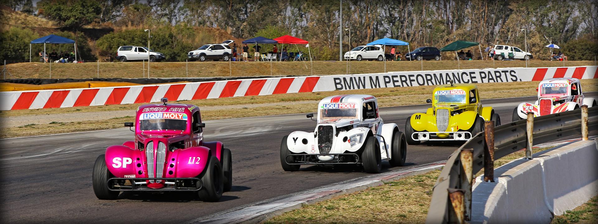 INEX Legends Championship - Round 8 - Zwartkops Raceway - 2016-09-03 - Race Report