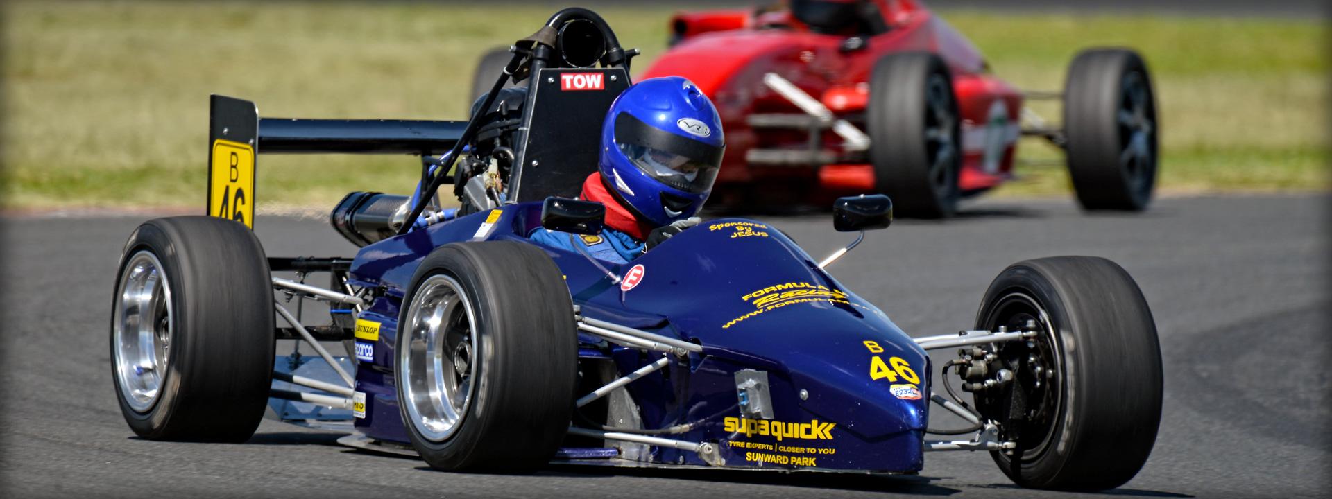 Inland Championship - Round 3 - 8 April 2017 - Zwartkops Raceway - Preview