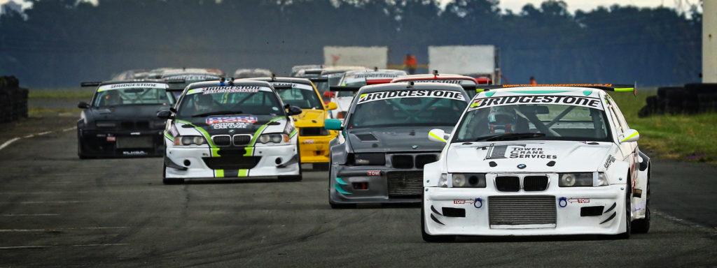 Photographs of the Bridgestone BMW Club Racing Series at Midvaal on 2018-02-17