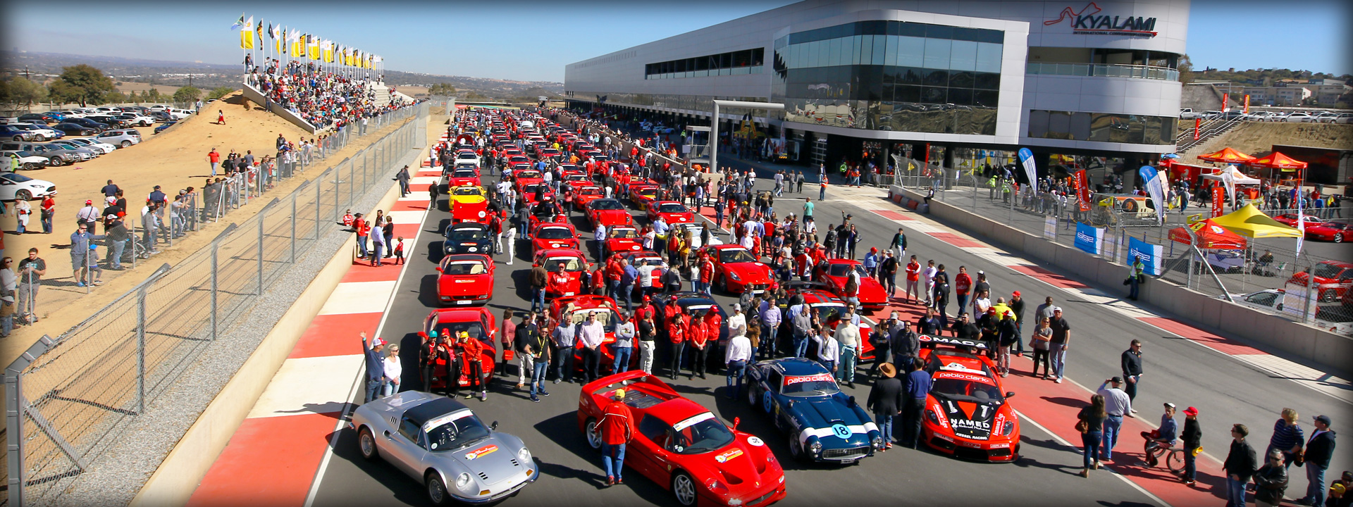 SEFAC / Ferrari Track Day - 2016